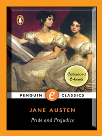 Enhanced eBook Classic Pride and Prejudice – Orgulho e preconceito