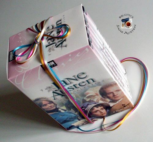 Jane Austen BBC series