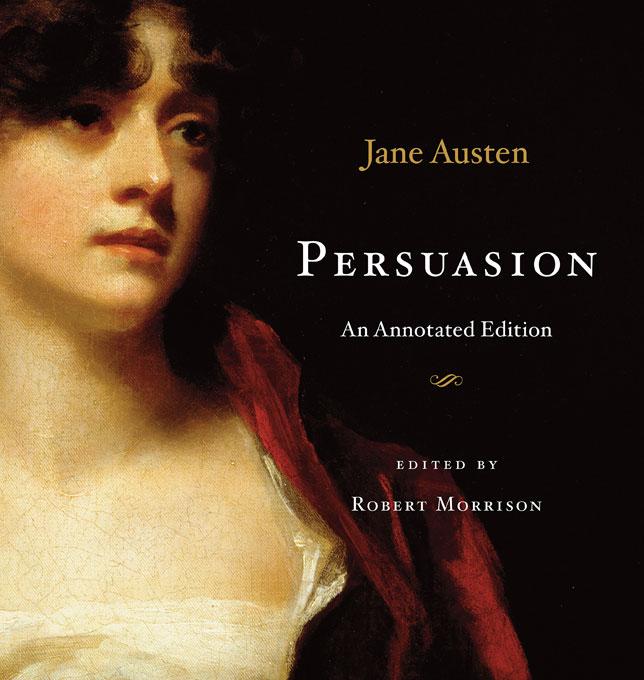 Persuasion: edição anotada Harvard