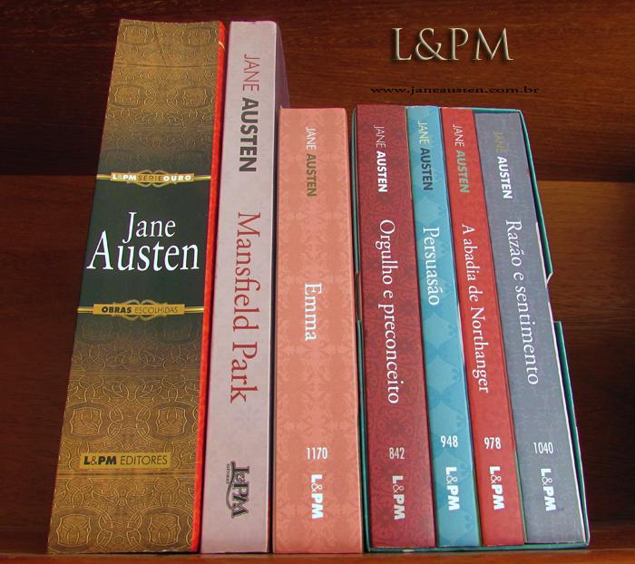 Coleção Jane Austem L&PM