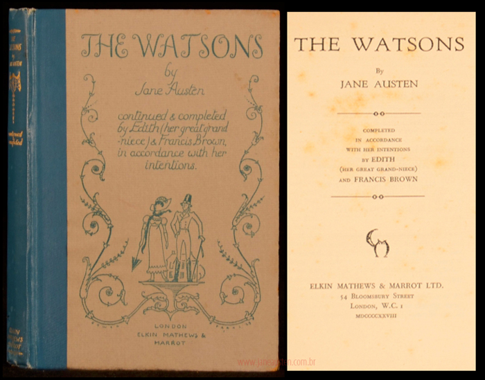 Os Watsons, Edith e Francis Brown