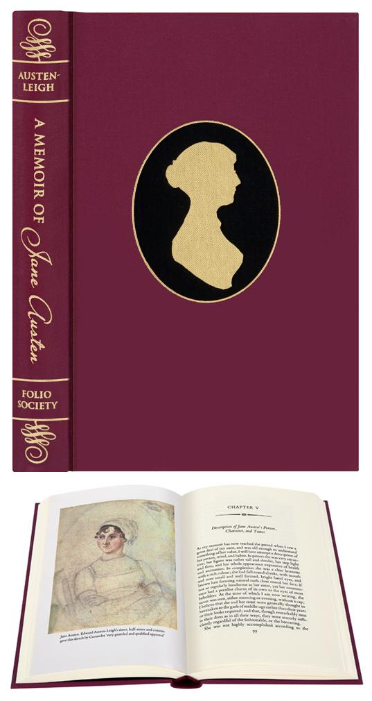 A Memoir of Jane Austen, Folio Society