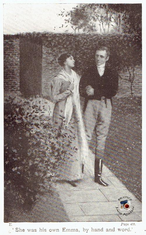 Emma na Biblioteca Jane Austen