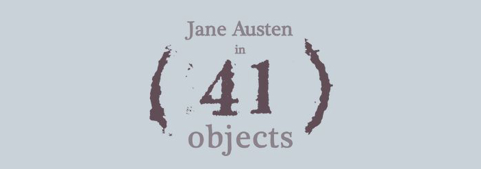 Jane Austen em 41 objetos