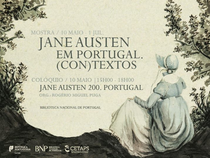 Mostra Jane Austen em Portugal