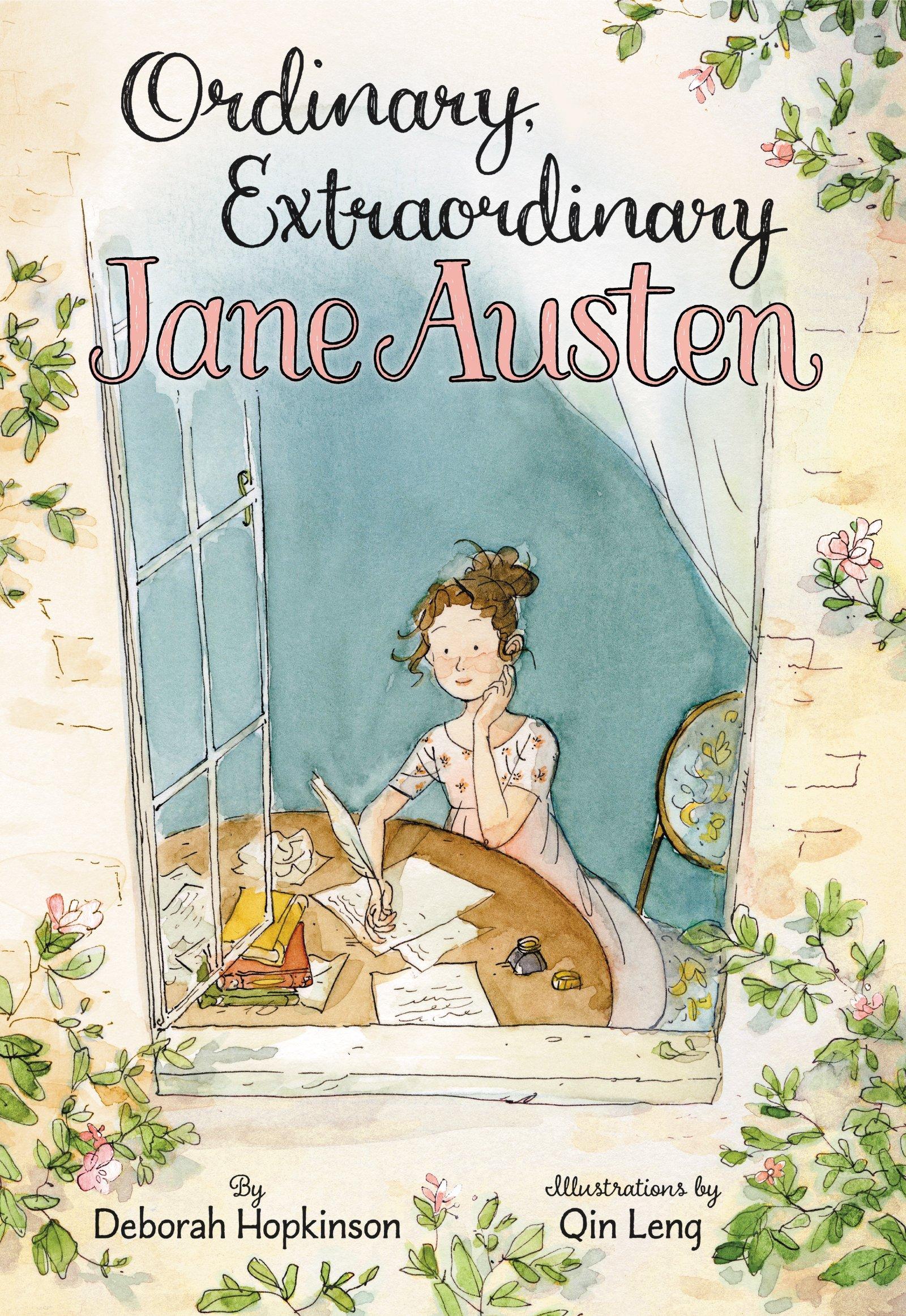 Jane Austen: comum e extraordinária