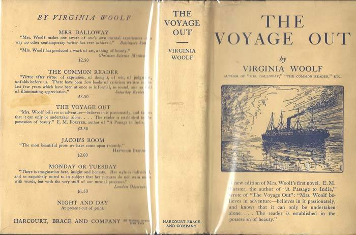A Viagem: Virginia Woolf e Jane Austen