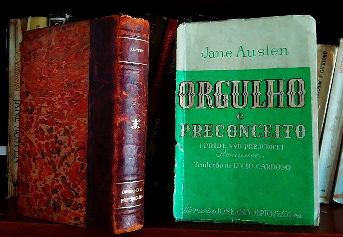 Natal Jane Austen – Orgulho e preconceito
