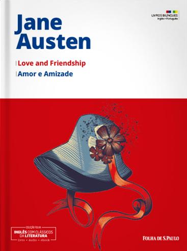 Amor e amizade bilíngue – Coleção Folha