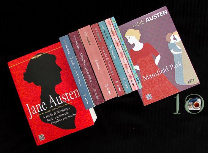 Coleção Jane Austen L&PM | Sorteio