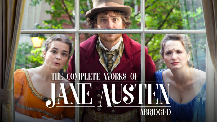 Jane Austen resumida no teatro