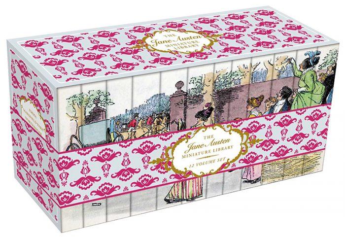 Box Miniaturas de Jane Austen