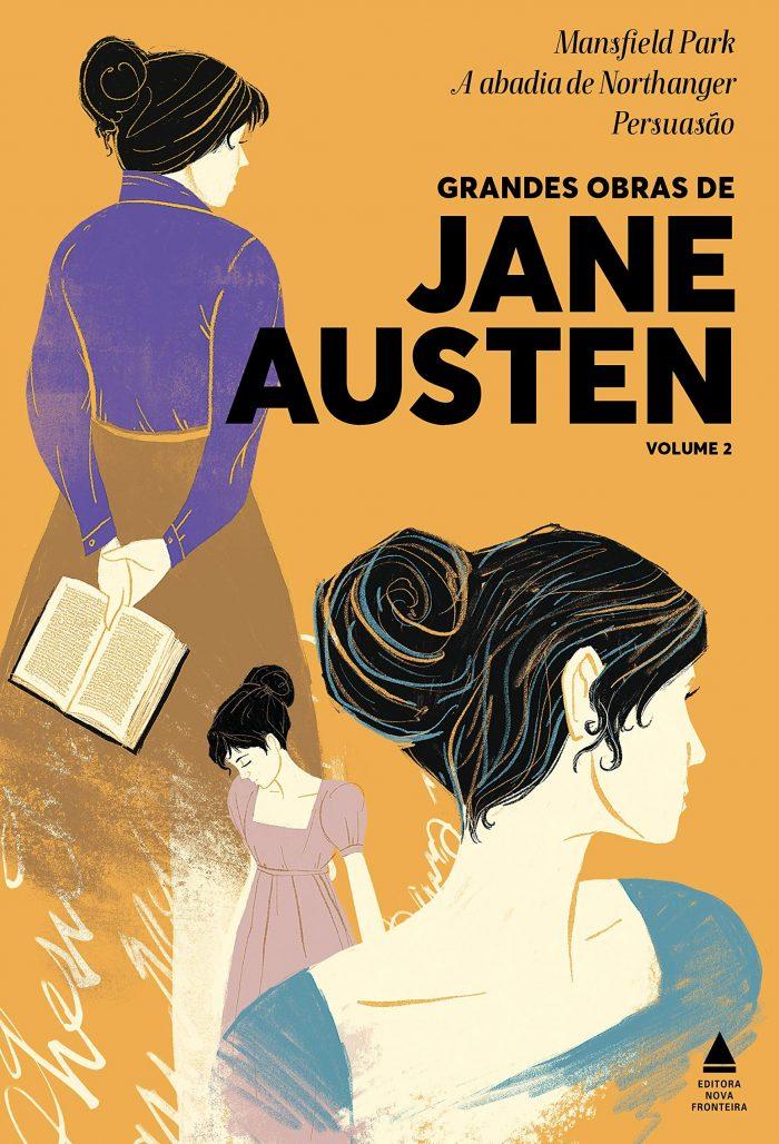 Grandes Obras de Jane Austen Box 2