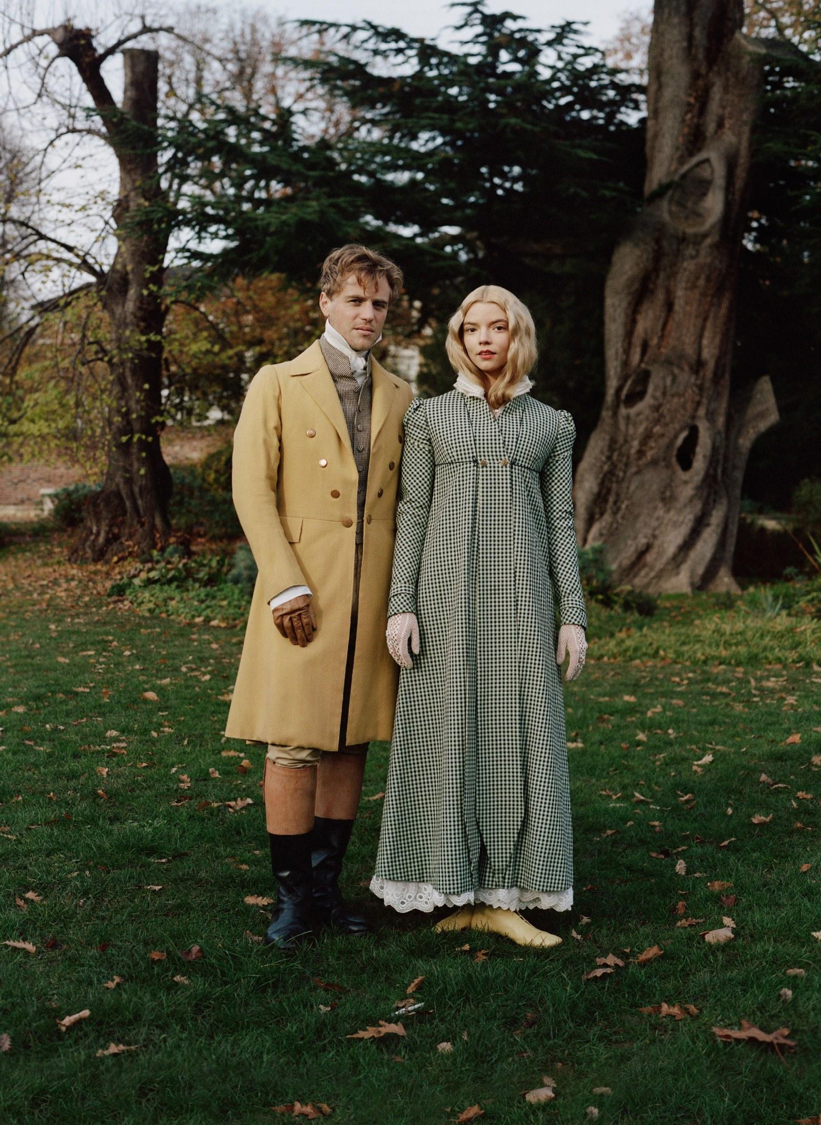 Emma 2020 Casal Emma e Mr. Knightley
