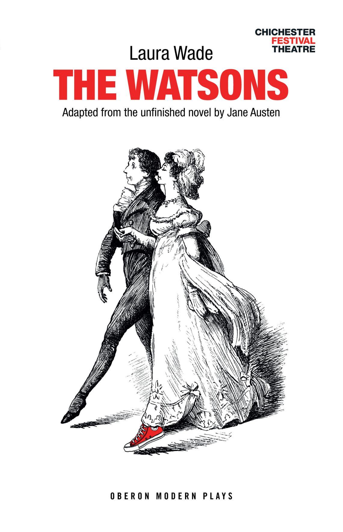 A peça de The Watsons de Laura Wade foi inspirada na novela inacabada de Jane Austen de mesmo nome.