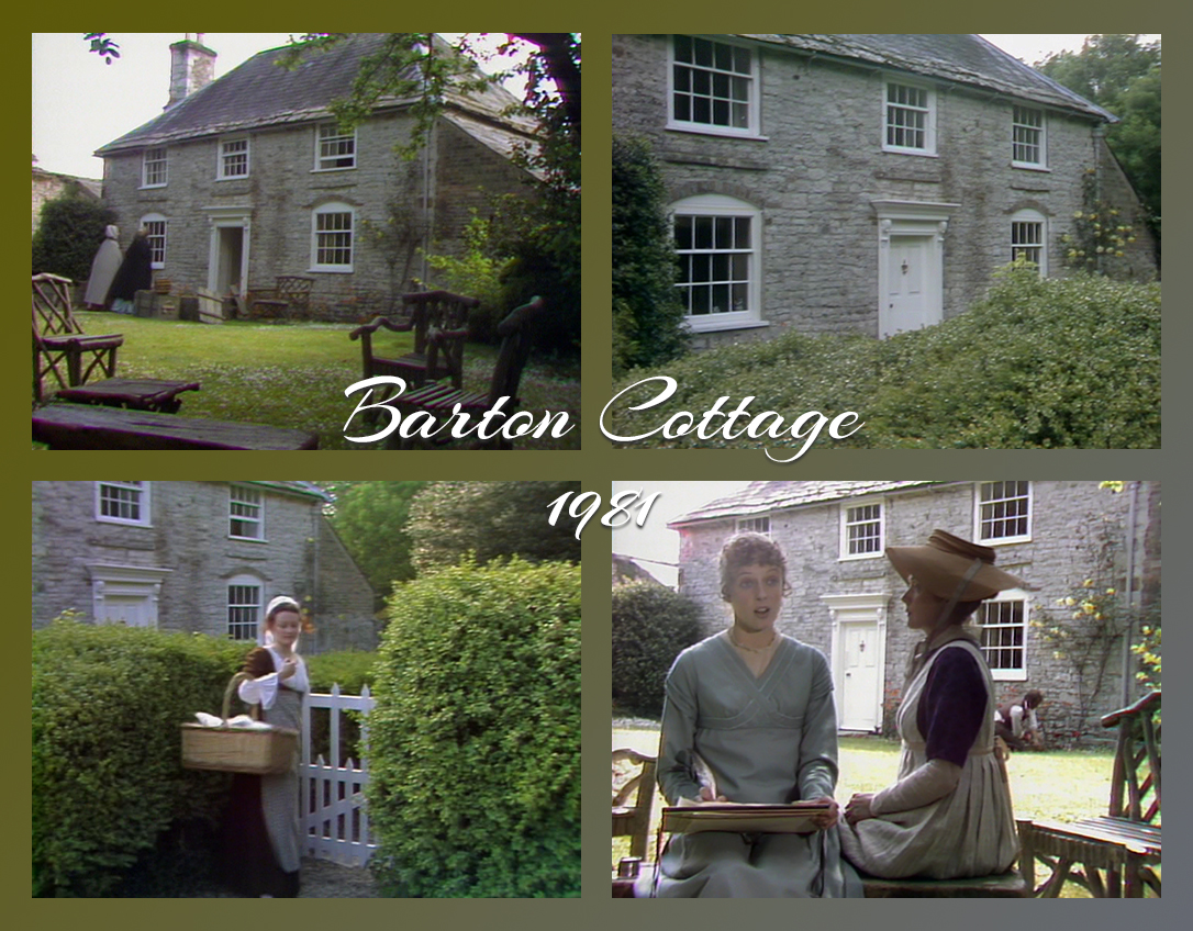 Barton Cottage 1981