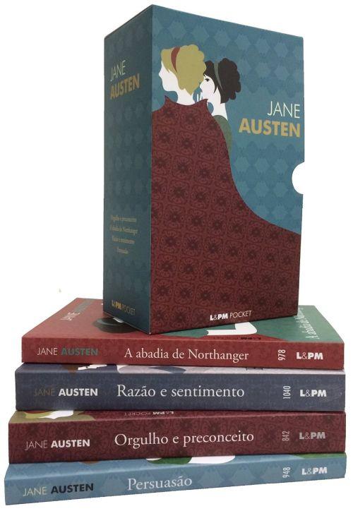 Box Jane L&PM
