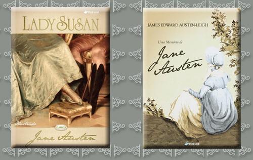 Lady Susan e Memórias de Jane Austen