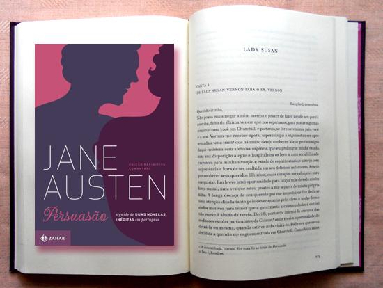 Lady Susan em português