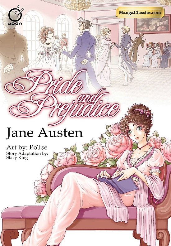 Mangá Pride and Prejudice