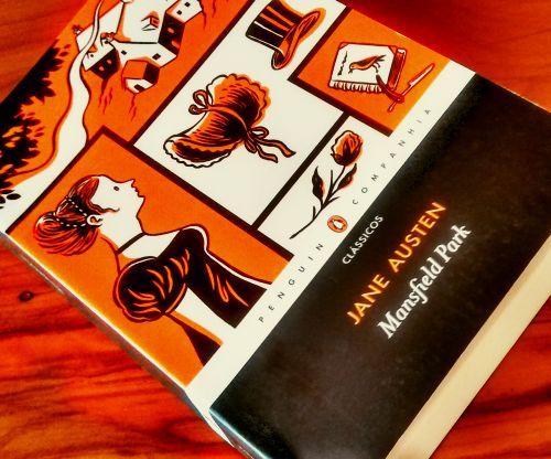 Mansfield Park da Cia das Letras | Sorteio