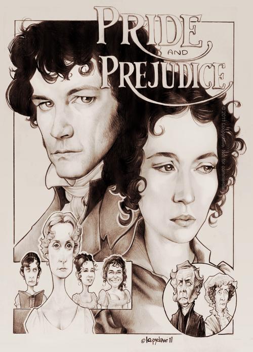 Pride and Prejudice, por Loopydave